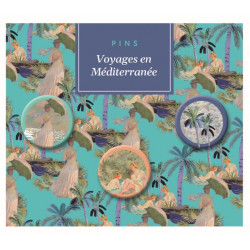 Pins Voyages en Méditerranée