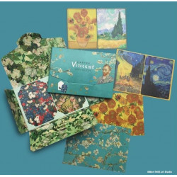 Coffret cartes Vincent Van...