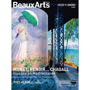 Beaux Arts - Monet,...