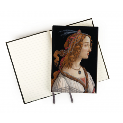 Botticelli bounded notebook