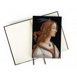 Carnet relié Botticelli