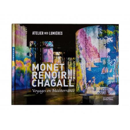 Livre portfolio - Monet, Renoir,... Chagall.