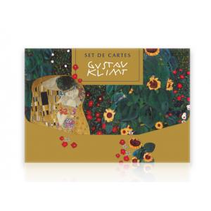 Cards box Gustav Klimt