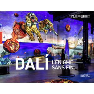 Livre portfolio - Dalí, l'énigme sans fin