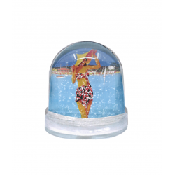 Snow globe Juan-les-Pins
