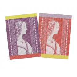 Botticelli Tea towels