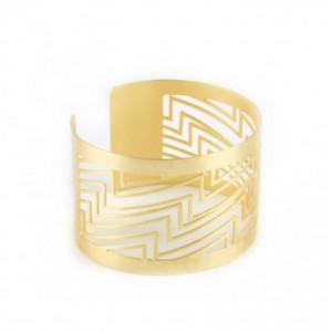 Golden cuff - Atelier des...
