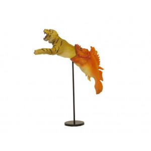 Statuette Tigre - Dalí, l'énigme sans fin