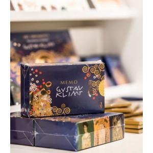 Memory cards Gustav Klimt