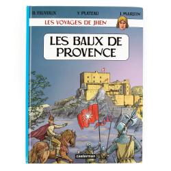 Les voyages de Jhen, les Baux-de-Provence