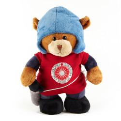 Teddy bear Knight of the...