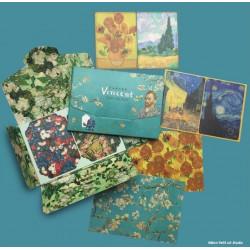 Coffret cartes Vincent Van Gogh