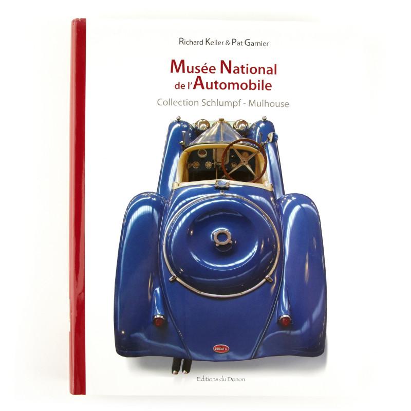 Livre Musée National de l'Automobile