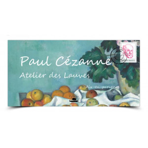 Letter-book Cezanne - The...