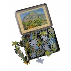 Puzzle Mont Sainte-Victoire...