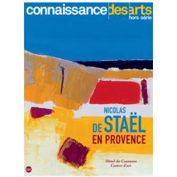 Special issue Nicolas de Staël in Provence
