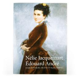 Livre Nélie Jacquemart et Edouard André