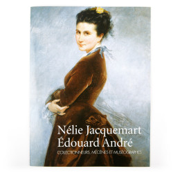 Nélie Jacquemart et Edouard André Book