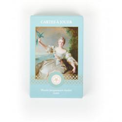 Jeu de 54 cartes Musée Jacquemart-André