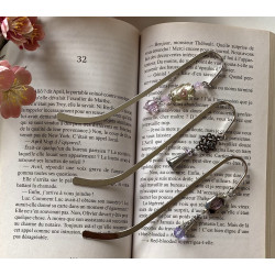 Jewels bookmarks Joâ Grenier
