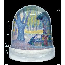 Boule à neige - Paul Signac