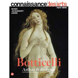 Hors-série Botticelli, Artiste et designer