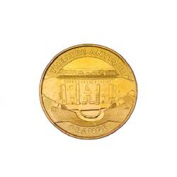 Tourist token Monnaie de Paris