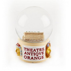 Snow globe - Antique...