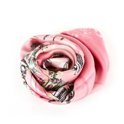 Silk square scarf Villa &...