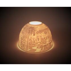Tealight candel holder Dôme Villa Ephrussi de Rothschild